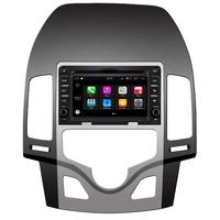 Autoradio Android 7.1 écran tactile Mains libres Bluetooth Wifi Hyundai i30 de 2007 à 2012