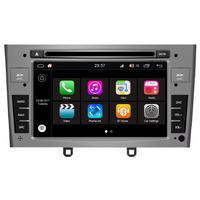 Autoradio GPS Wifi Bluetooth Android 7.1 Peugeot 308 et RCZ