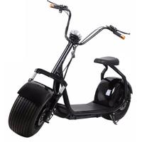 Citycoco : Scooter électrique grosse roue type Harley - 1000W 45km/h - 14 coloris au choix