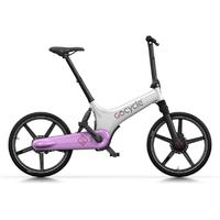 GoCycle GS Blanc-Rose - Vélo à assistance électrique 25km/h