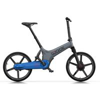 GoCycle GS Gris-Bleu - vélo à assistance électrique