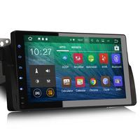 Autoradio Android 8.0 écran tactile 9 pouces GPS BMW Série 3 E46 de 1998 à 2006