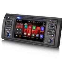 Autoradio GPS Android 7.1 écran tactile BMW X5 E53 et Série 5 E39
