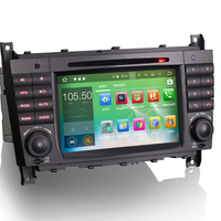 Autoradio Android 7.1 GPS Mercedes Benz Classe C W203 et CLC