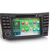 Autoradio Android 7.1 Wifi GPS Waze Mercedes Benz Classe E W211, CLS & Classe G W463
