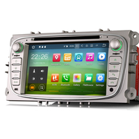 Autoradio Android 8.0 GPS Wifi Bluetooth Ford Mondeo, Focus, S-Max, Galaxy