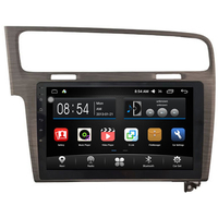 "Autoradio Android 6.0 Volkswagen Golf 7 - Grand écran tactile 10,2"""