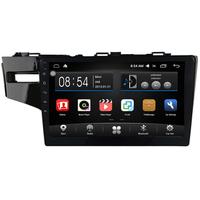 Autoradio Android 6.0 GPS Waze Wifi écran tactile 10,1 pouces Honda Jazz depuis 2014