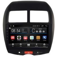 Autoradio Android 6.0 GPS écran tactile 10,1 pouces Mitsubishi ASX depuis 2010, Citroën C4 Aircross et Peugeot 4008