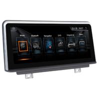 Autoradio GPS écran tactile Android BMW Série 1 F20 de 2012 à 2017
