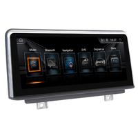 Autoradio GPS écran tactile Android BMW Série 3 F30 et BMW Série 4 de 2012 à 2017