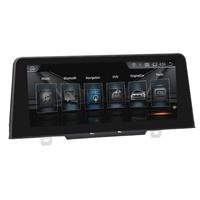 Autoradio Android 4.4 écran tactile Navigation GPS BMW Série 1 depuis 2017