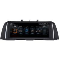 Autoradio GPS écran tactile Android BMW Série 5 F10 de 2011 à 2016
