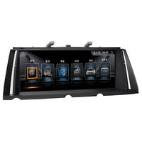 "Autoradio Android 8.1 GPS écran tactile 10.25"" BMW Série 7 F01 F02 de 2009 à 2015"