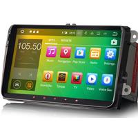 "Poste Android 7.1 écran tactile 9"" Volkswagen Golf 5, Golf 6, Beetle, Eos, Touran, T5, Tiguan, Polo, Caddy, Passat, Jetta, Amarok, Sharan"