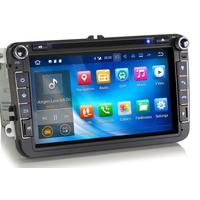 Autoradio Android 8.0 Wifi GPS Volkswagen Golf 5, Golf 6, Beetle, Eos, Touran, T5, Tiguan, Polo, Caddy, Passat, Jetta, Amarok, Sharan