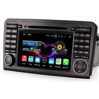 Autoradio Android 8.0 GPS Mercedes ML W164 et GL X164 de 2005 à 2012