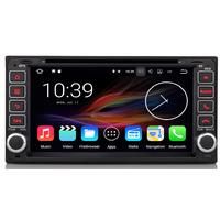 Autoradio GPS Android 8.0 Wifi Toyota RAV4 Corolla Yaris Hilux Land Cruiser 100 et Prado