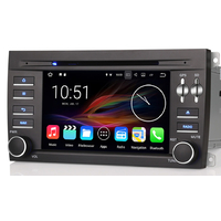 Autoradio Android 7.1 Wifi GPS Porsche Cayenne de 2003 à 2010
