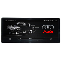 "Autoradio GPS Android écran tactile 10.25"" compatible Audi A4 depuis 2015"