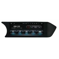 Autoradio avec écran tactile Android GPS Mercedes Classe C W204 de 06/2011 à 2014