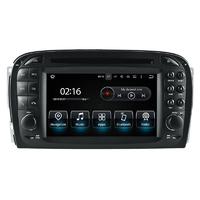 Autoradio GPS écran tactile DVD Mercedes Benz Classe SL R230 de 2001 à 2008