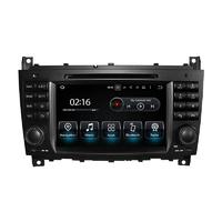 Autoradio GPS Android avec écran tactile Mercedes Benz Classe C W203 & CLC