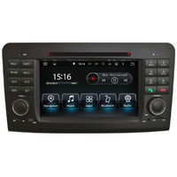 Autoradio GPS Mercedes Benz ML W164 & GL X164 de 2005 à 2012