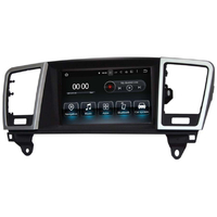 "Autoradio écran tactile 9"" Android GPS Bluetooth Mercedes ML de 2012 à 2018 et GL de 2013 à 2015"