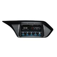 Ecran tactile 7 pouces avec Navigation GPS Wifi Android 7.1 Mercedes Classe E de 2009 à 2018