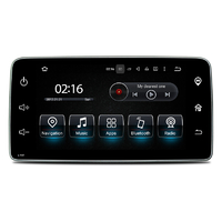 Autoradio Android 8.0 WIFI GPS Bluetooth Smart Fortwo depuis 2015
