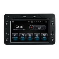 Autoradio Android 8.0 GPS Alfa Romeo 159 de 2005 à 2012, Spider de 2006 à 2011 & Brera de 2006 à 2010