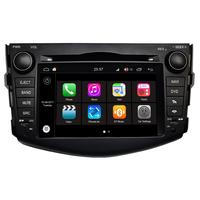 Autoradio Android 7.1 Wifi GPS Waze Toyota RAV4 de 2006 à 2012
