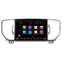 Autoradio Android 7.1 GPS écran tactile Kia Sportage depuis 2016
