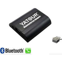 Kit Mains libres Bluetooth téléphonie & streaming audio pour Skoda Octavia, Superb, Roomster, Yeti, Fabia (12pin)