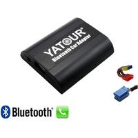 Kit Mains libres Bluetooth téléphonie & streaming audio pour Audi (Connecteur 8pin) - Audi A2, Audi A3, Audi A4, Audi A6, Allroad, Audi A8, Audi TT