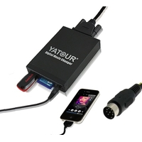 Interface Usb Mp3 Auxiliaire Volvo HU - C70, S40, S60, S80, V40, V70 & XC70