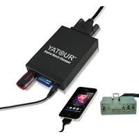 Interface Usb Mp3 iPod Auxiliaire (Bluetooth) Lexus 5+7 IS 200, IS 250, IS 300, IS 350, GS 300, GS 400, GS 430, GS 450h, GX 470 & LS 430