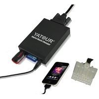 Interface Usb Mp3 iPod Auxiliaire (Bluetooth) Mazda 2, Mazda 3, Mazda 5, Mazda 6, MX-5, CX-7, RX-8, Tribute, Mazda 323, Premacy