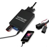 Interface Usb Mp3 iPod Auxiliaire (Bluetooth) avec Changeur-CD d'origine