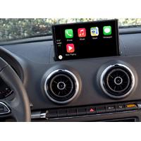 Apple CarPlay et AndroidAuto sur Audi A3, Audi A4, Audi A6, Audi A7, Audi Q2 et Audi Q7 avant 2017