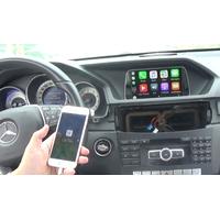 Apple CarPlay sur votre Mercedes Benz de 2011 à 2015 avec autoradio NTG4.5 et NTG4.7