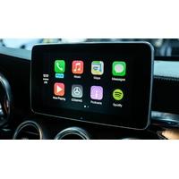Ajoutez Apple CarPlay et AndroidAuto sur votre Mercedes depuis 2015 avec autoradio NTG5.1