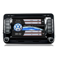 "Autoradio GPS Volkswagen Golf 5,  Golf 6, Beetle, Eos, Touran, T5, Tiguan, Polo, Caddy, Passat, Jetta, Amarok, Sharan - Ecran 6,5"""