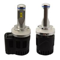 2 x Ampoules H15 - LED Puissance 55W - 5500 Lumen