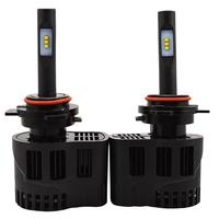 2 x Ampoules HIR2 9012 - LEDs Puissance 30W - 3200 Lumens