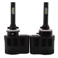 2 x Ampoules 881 - LEDs Puissance 30W - 3200 Lumens