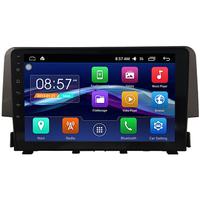 Autoradio Android 6.0 GPS Wifi Bluetooth USB Honda Civic depuis 2016