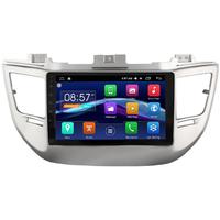 Autoradio Android 6.0 GPS Wifi Bluetooth Hyundai Tucson depuis 2016 avec écran tactile 10 pouces