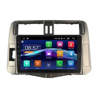Autoradio Android 6.0 GPS Wifi Toyota Prado de 2009 à 2013 - Grand écran tactile 10,1 pouces